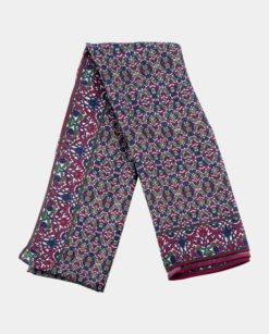 Pañuelo estampado de estilo árabe