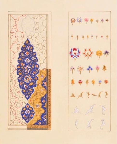 arte tradicional turco