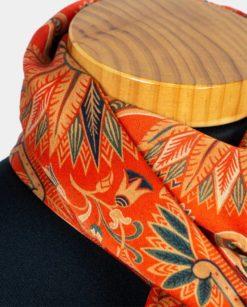 detalle foulard para el cuello