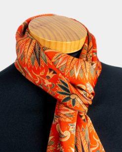 Foulard para el cuello para hombre art nouveau