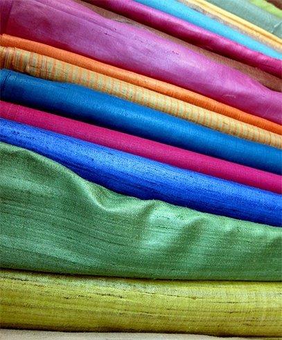 Tipos de seda